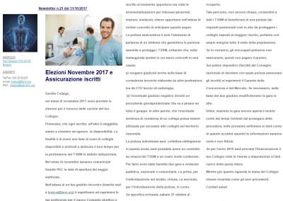 Newsletter n°21