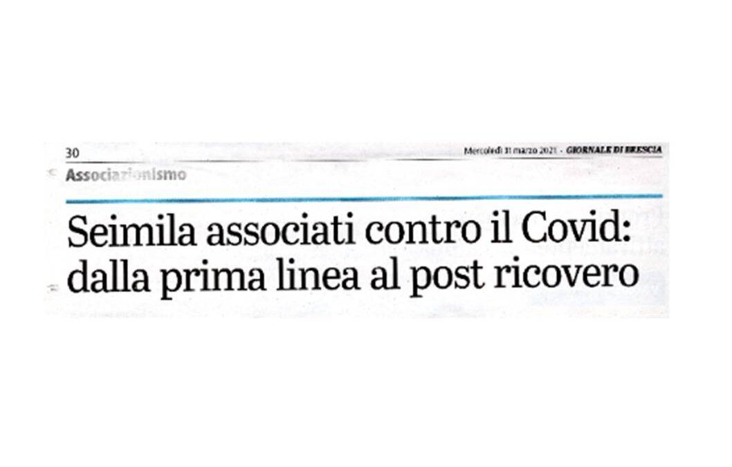 Giornale di Brescia Mercoledì 31 Marzo 2021